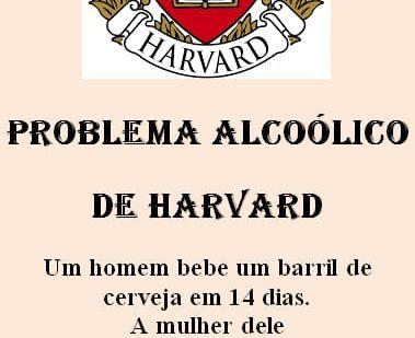Problema Alcoólico de Harvard